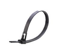 Стяжка кабельная многоразовая