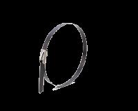 Стяжки кабельные стальные с полимерным покрытием